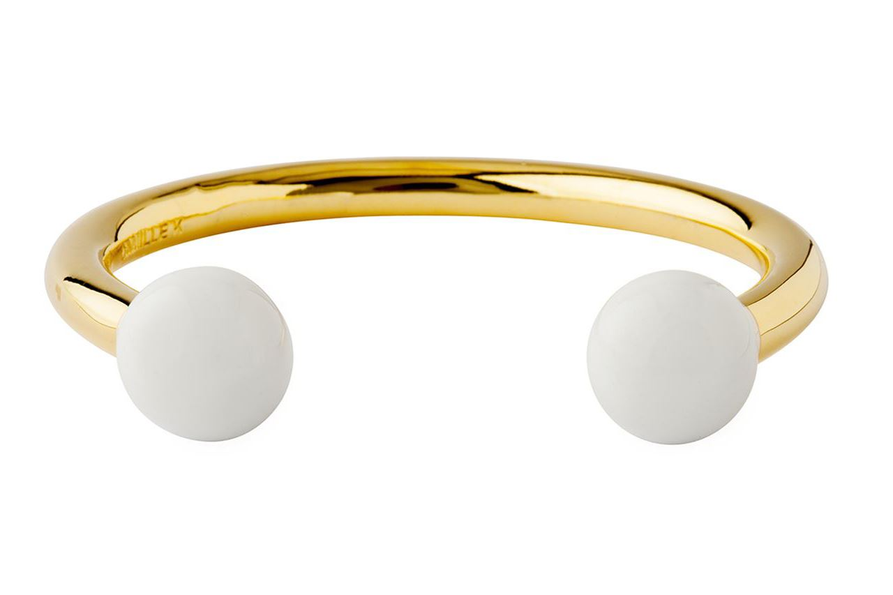 Picture of PANTONE WHITE PERLE CUFF