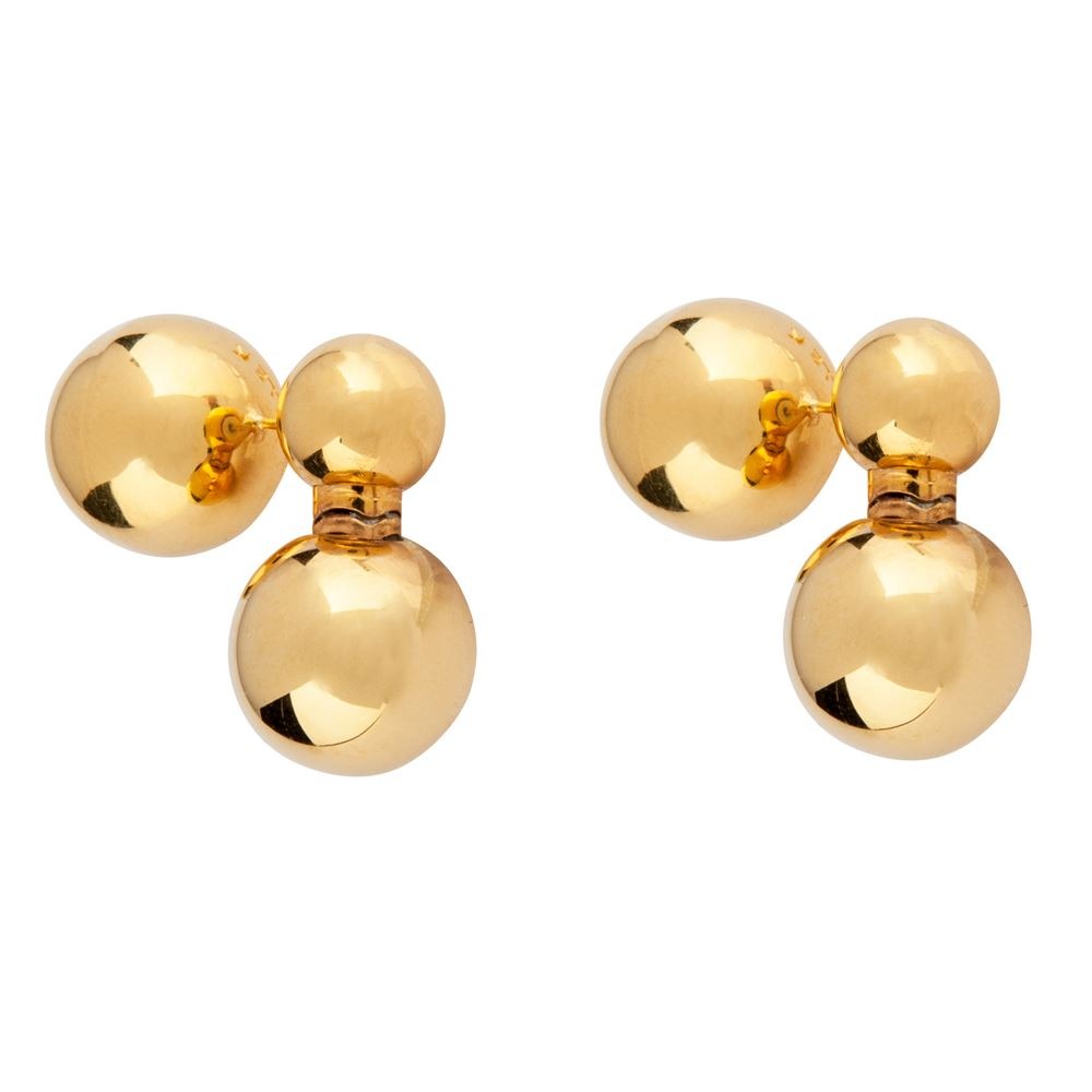 Picture of SIGNATURE SHORT REVERSABLE EARRINGS