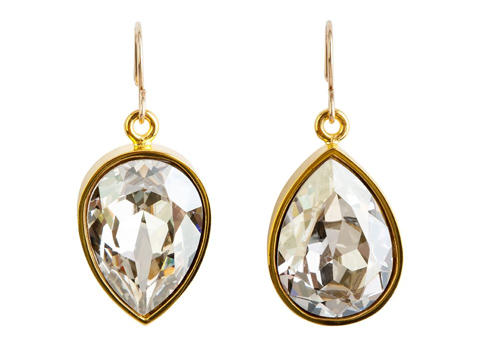 Picture of BEVERLY PEAR EARRING