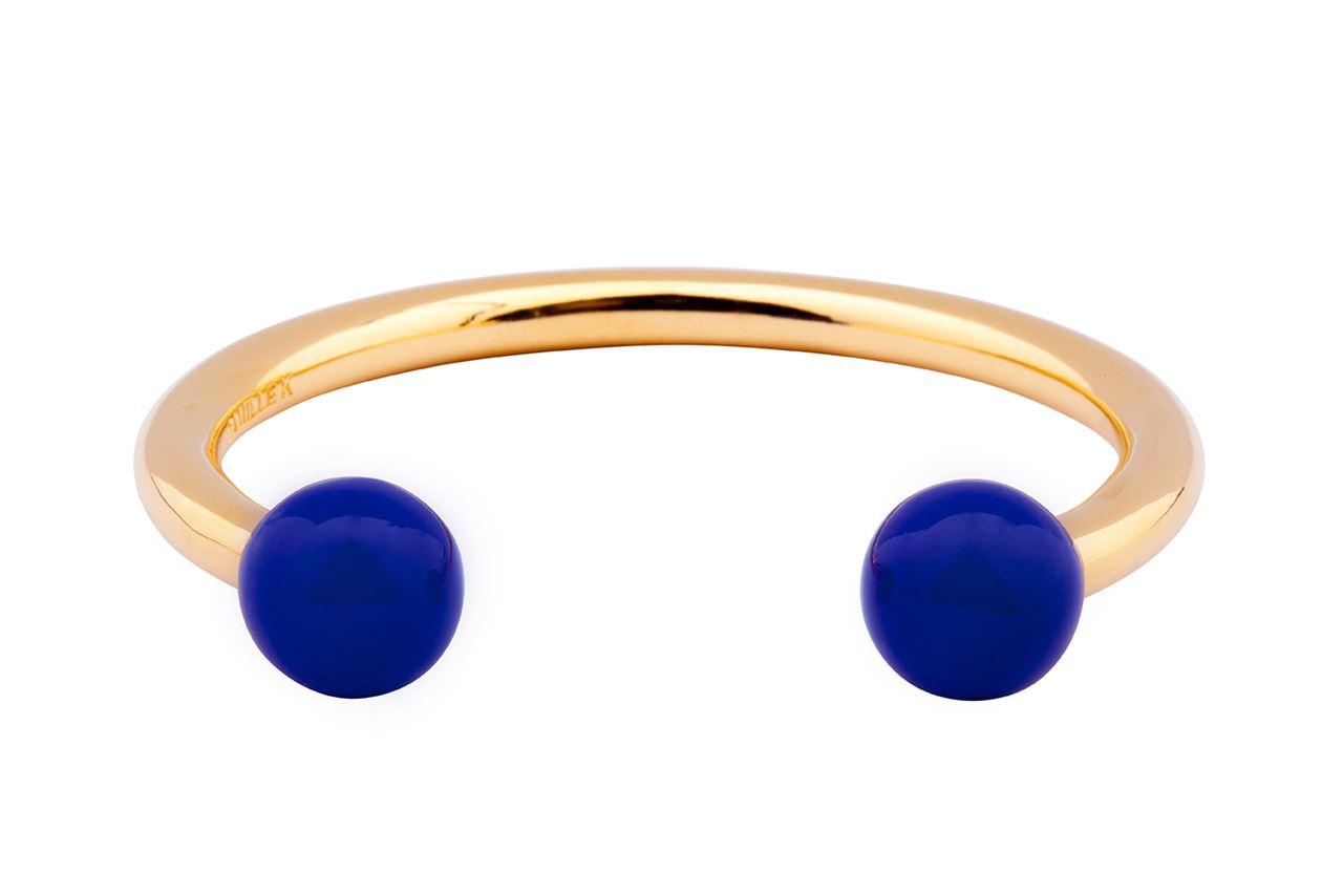 Picture of Pantone Cobalt Perle Cuff