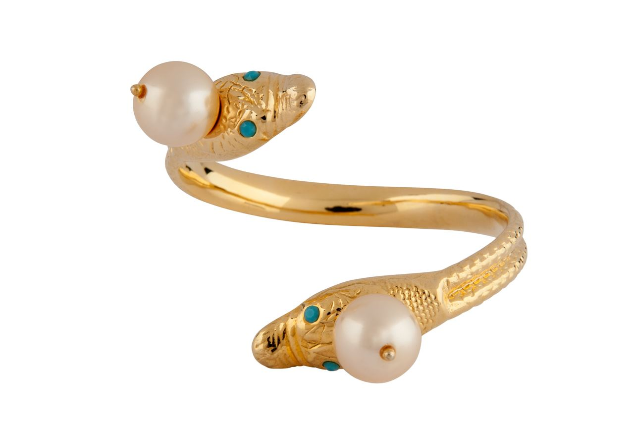 Picture of CHANCE SERPENT BANGLE